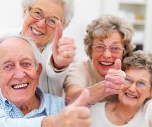 Aktiviteter för pensionärer 1