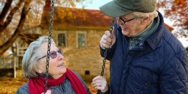 Dejting för pensionärer
